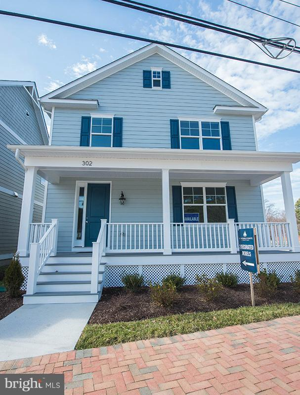 302 N Talbot Street, SAINT MICHAELS, MD 21663 (#1007813594) :: Coldwell Banker Chesapeake Real Estate Company