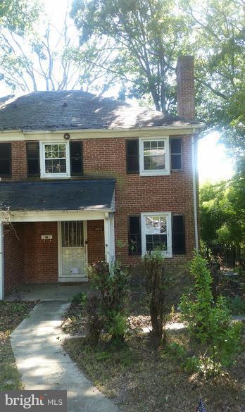 4008 Deepwood Road, BALTIMORE, MD 21218 (#1008221192) :: Colgan Real Estate