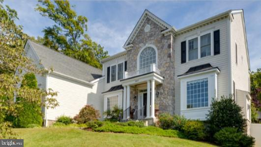9407 Brambly Lane, ALEXANDRIA, VA 22309 (#1008702374) :: Colgan Real Estate