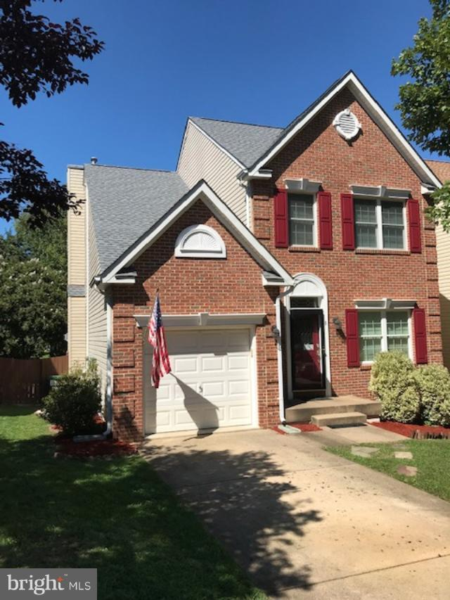 8 Catherine Lane, STAFFORD, VA 22554 (#1009716492) :: Advance Realty Bel Air, Inc