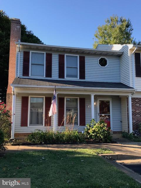 418 Forest Court, WARRENTON, VA 20186 (#1009925330) :: The Hagarty Real Estate Team