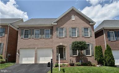 9528 Parsonage Lane, LORTON, VA 22079 (#1009946576) :: The Miller Team
