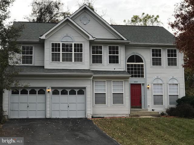 5307 Melwood Park Avenue, UPPER MARLBORO, MD 20772 (#MDPG100634) :: Blue Key Real Estate Sales Team