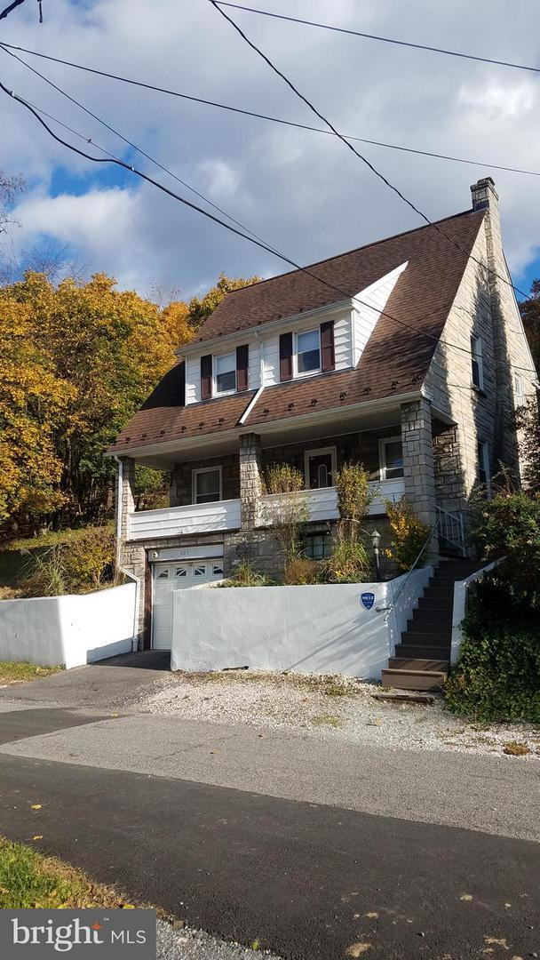 405 Woodlawn Terrace, CUMBERLAND, MD 21502 (#MDAL100212) :: The Gus Anthony Team