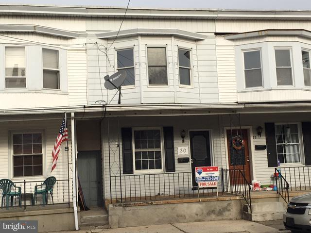 30 Stanton Street, SCHUYLKILL HAVEN, PA 17972 (#PASK102700) :: Ramus Realty Group