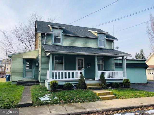 12 Union Avenue, NEW HOLLAND, PA 17557 (#PALA104576) :: The Heather Neidlinger Team With Berkshire Hathaway HomeServices Homesale Realty