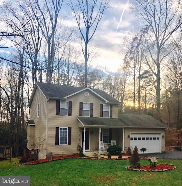 7372 Cleveland Drive, KING GEORGE, VA 22485 (#VAKG103988) :: ExecuHome Realty