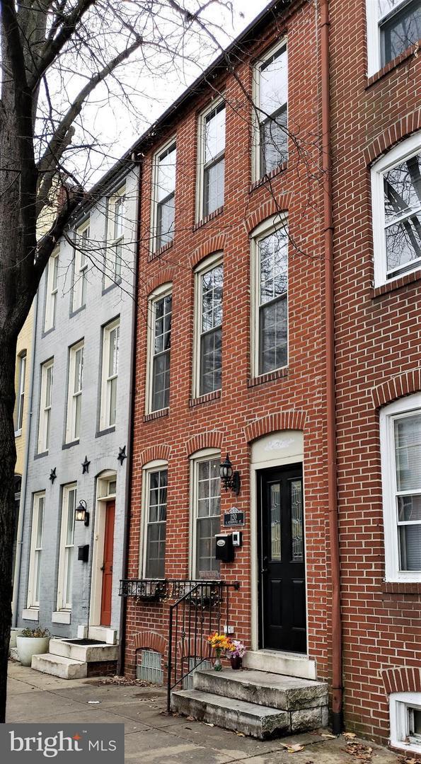 120 S Schroeder Street, BALTIMORE, MD 21223 (#MDBA304230) :: Century 21 New Millennium