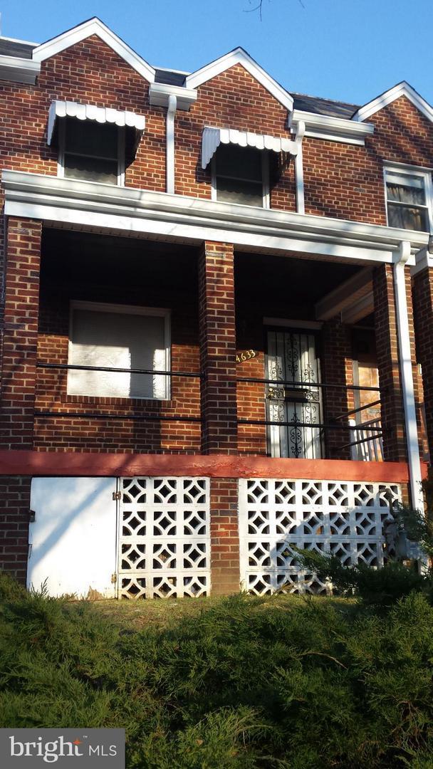 4633 12TH Street NE, WASHINGTON, DC 20017 (#DCDC309332) :: The Sebeck Team of RE/MAX Preferred
