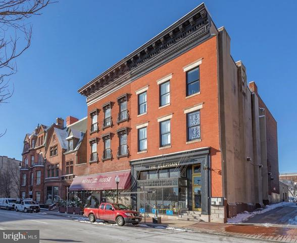 924 N Charles Street, BALTIMORE, MD 21201 (#MDBA305340) :: ExecuHome Realty