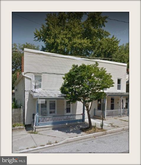 108 Church/110 Street, NEW WINDSOR, MD 21776 (#MDCR154332) :: The Daniel Register Group