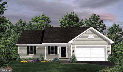 LOT 8 Kinglet Court, CULPEPER, VA 22701 (#VACU129632) :: Great Falls Great Homes