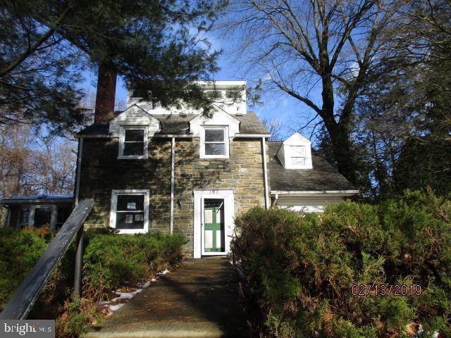 197 Bryn Mawr Avenue, LANSDOWNE, PA 19050 (#PADE436752) :: The John Wuertz Team