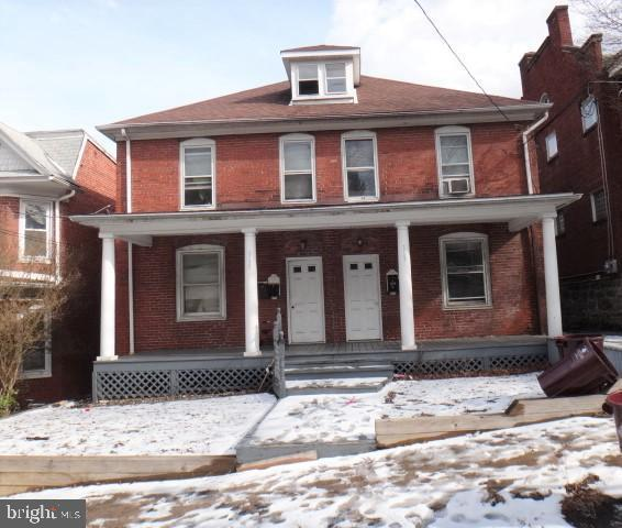 111 S Allegany Street, CUMBERLAND, MD 21502 (#MDAL129966) :: Keller Williams Pat Hiban Real Estate Group