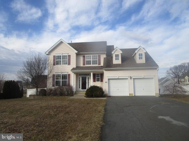 10 Hillfield, COOKSTOWN, NJ 08511 (#NJBL323050) :: Keller Williams Realty - Matt Fetick Team