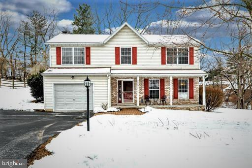 255 Jasmine Drive, HANOVER, PA 17331 (#PAYK111042) :: The Heather Neidlinger Team With Berkshire Hathaway HomeServices Homesale Realty