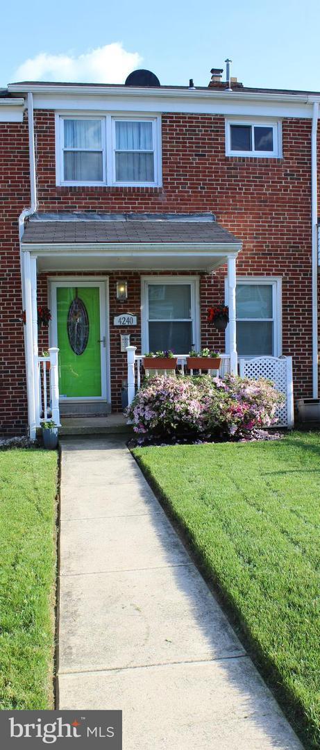 4240 Elsa Terrace, BALTIMORE, MD 21211 (#MDBA439934) :: Great Falls Great Homes