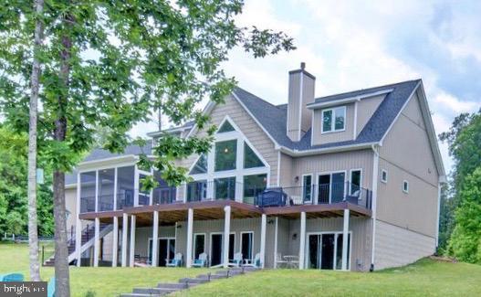 Elk Creek Landing, MINERAL, VA 23117 (#VALA117674) :: SURE Sales Group