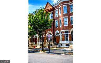 446 E 22ND Street, BALTIMORE, MD 21218 (#MDBA440994) :: The Bob & Ronna Group