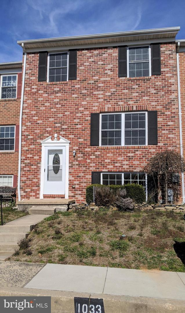 1033 Lake Front Drive, EDGEWOOD, MD 21040 (#MDHR229580) :: Colgan Real Estate