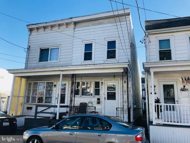 531 Lewis Street, MINERSVILLE, PA 17954 (#PASK124900) :: ExecuHome Realty