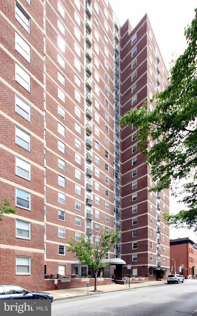 1101 Saint Paul Street #711, BALTIMORE, MD 21202 (#MDBA466652) :: Keller Williams Pat Hiban Real Estate Group