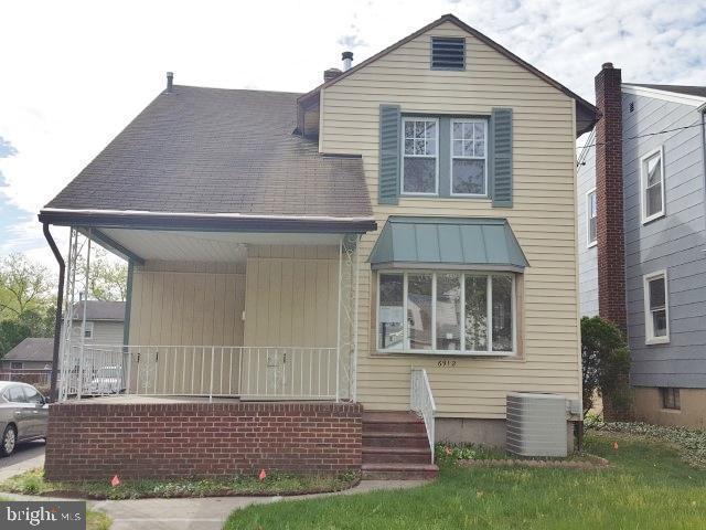 6912 Irving Avenue, PENNSAUKEN, NJ 08109 (MLS #NJCD365036) :: The Dekanski Home Selling Team