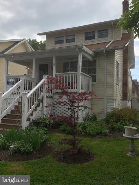 8 Hawthorne, PIKESVILLE, MD 21208 (#MDBC457522) :: The Riffle Group of Keller Williams Select Realtors