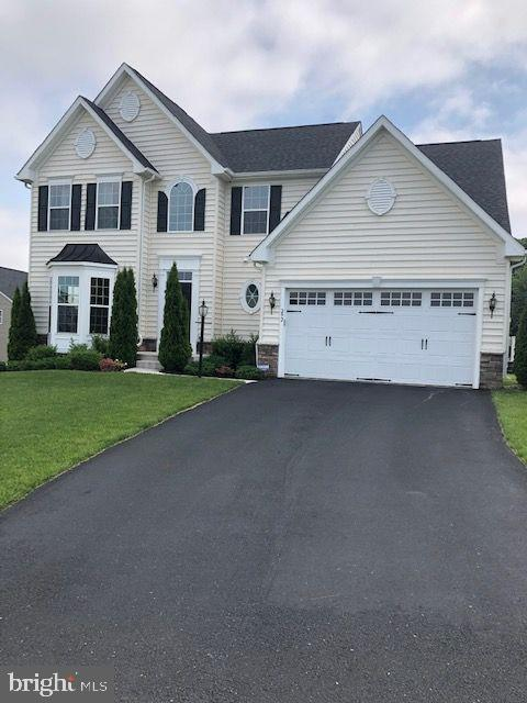 292 Ahl Home Lane, BOILING SPRINGS, PA 17007 (#PACB113220) :: Liz Hamberger Real Estate Team of KW Keystone Realty