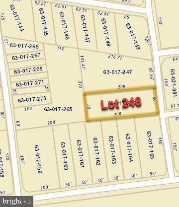 LOT 248 N 65TH Street, HARRISBURG, PA 17111 (#PADA110736) :: TeamPete Realty Services, Inc