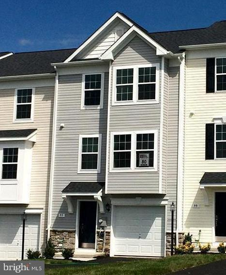 0 Athens Drive Homesite 240, HEDGESVILLE, WV 25427 (#WVBE168534) :: Homes to Heart Group