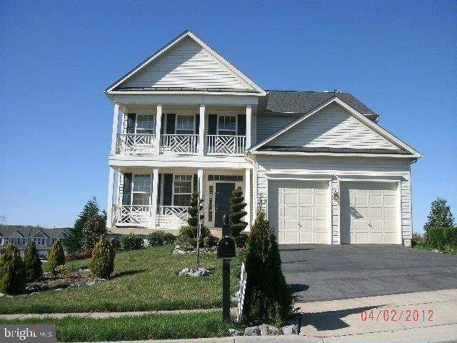 129 Drawing Arm Lane, MARTINSBURG, WV 25403 (#WVBE169460) :: Homes to Heart Group