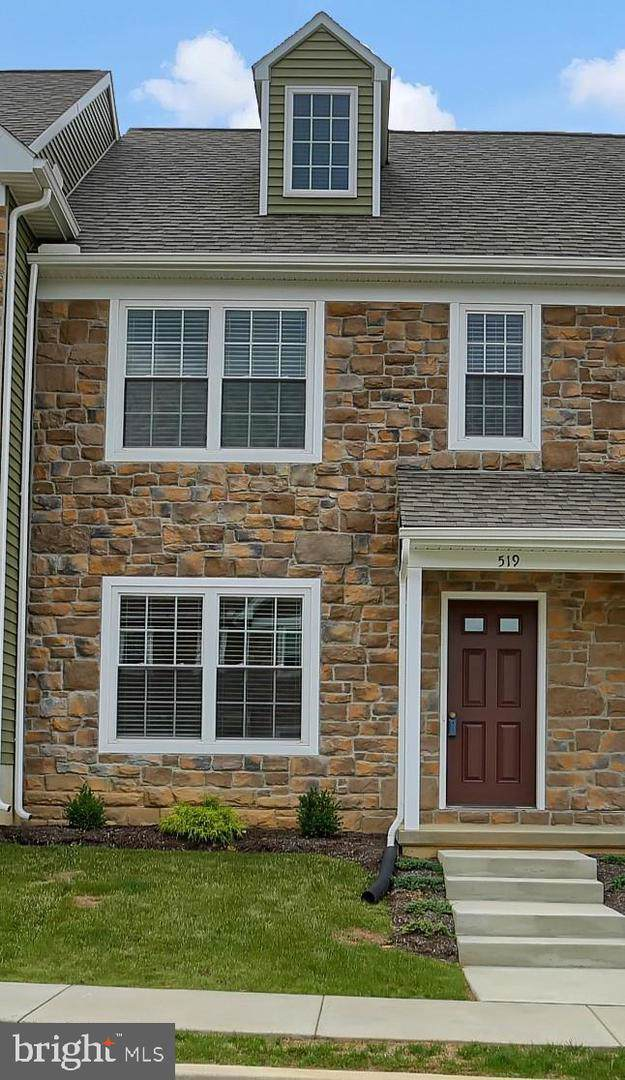 519 Byler Circle #28, LEBANON, PA 17042 (#PALN107948) :: The Heather Neidlinger Team With Berkshire Hathaway HomeServices Homesale Realty