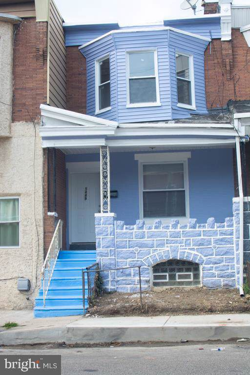 5449 Master Street, PHILADELPHIA, PA 19131 (#PAPH817582) :: John Smith Real Estate Group