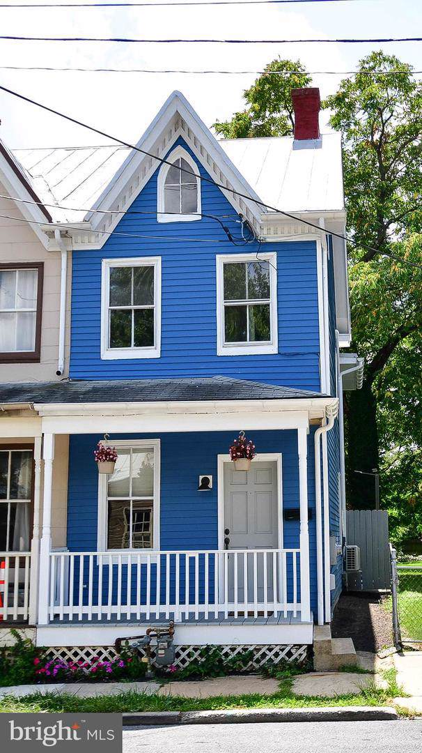 118 E 5TH Street, FREDERICK, MD 21701 (#MDFR250618) :: Homes to Heart Group