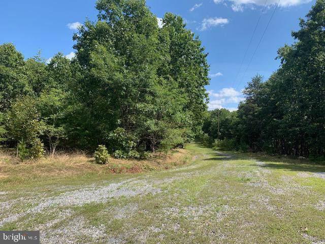 0 Oak Ridge Road, ROMNEY, WV 26757 (#WVHS112978) :: The Licata Group/Keller Williams Realty