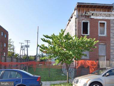 2207 Mcelderry Street, BALTIMORE, MD 21205 (#MDBA479274) :: The Gold Standard Group