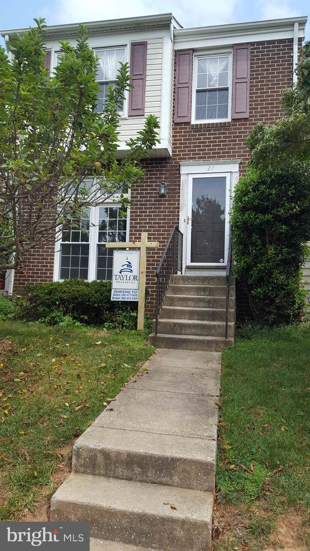 27 Forest Landing Court, ROCKVILLE, MD 20850 (#MDMC674300) :: Network Realty Group