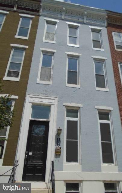432 E Lafayette Avenue, BALTIMORE, MD 21202 (#MDBA480850) :: Blackwell Real Estate
