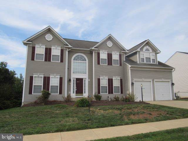 2763 Myrtlewood Drive, DUMFRIES, VA 22026 (#VAPW477162) :: The Licata Group/Keller Williams Realty