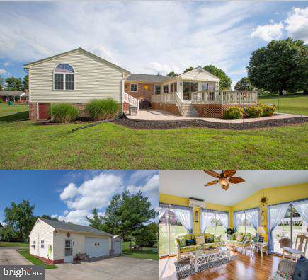 137 + Lot#2 Lafayette Avenue, BOWLING GREEN, VA 22427 (#VACV120848) :: Great Falls Great Homes