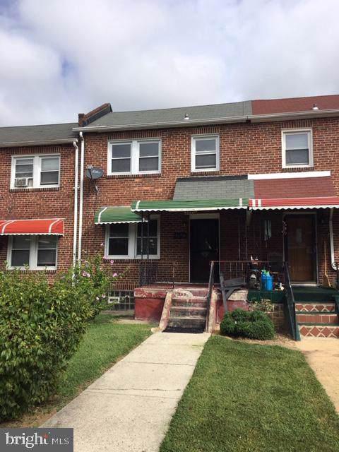 3220 Massachusetts Avenue, BALTIMORE, MD 21229 (#MDBA483048) :: Keller Williams Pat Hiban Real Estate Group