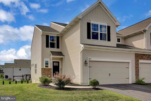 1677 Haralson Drive, MECHANICSBURG, PA 17055 (#PACB117434) :: Younger Realty Group
