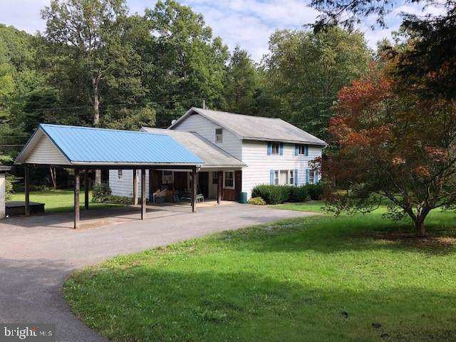 876 Clouser Hollow Road, NEW BLOOMFIELD, PA 17068 (#PAPY101334) :: The Heather Neidlinger Team With Berkshire Hathaway HomeServices Homesale Realty