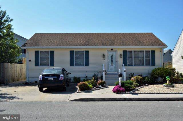 709 Twin Tree Road, OCEAN CITY, MD 21842 (#MDWO109480) :: Barrows and Associates