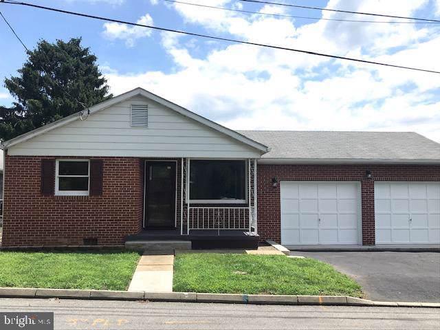14 Somerville Avenue, CUMBERLAND, MD 21502 (#MDAL132890) :: The Putnam Group