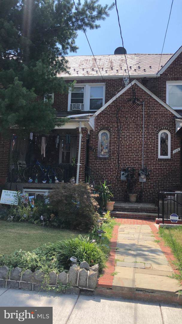 126 Ingraham Street NW, WASHINGTON, DC 20011 (#DCDC445782) :: Viva the Life Properties