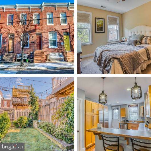 1459 Woodall Street, BALTIMORE, MD 21230 (#MDBA488526) :: Blue Key Real Estate Sales Team