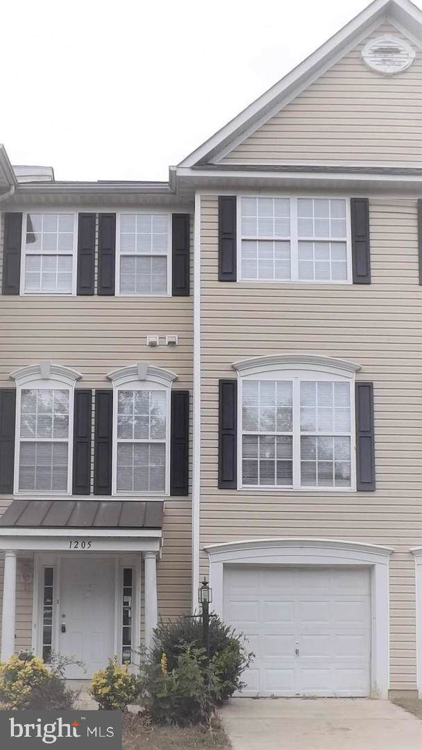 1205 Blue Wing Terrace, UPPER MARLBORO, MD 20774 (#MDPG548046) :: Gail Nyman Group