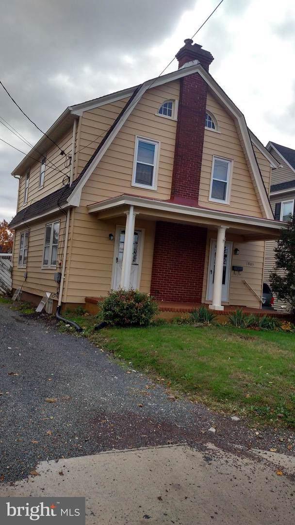 1805 Nottingham Way, HAMILTON, NJ 08619 (#NJME287446) :: REMAX Horizons